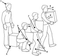 occupational health and safety manual handling regulations 1999